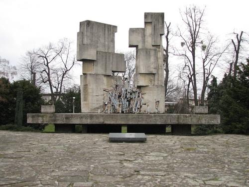 Liberation Memorial Brzeg