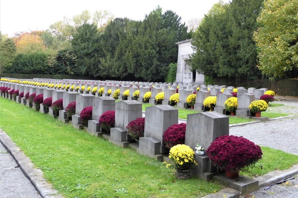 Belgische Oorlogsgraven Evere