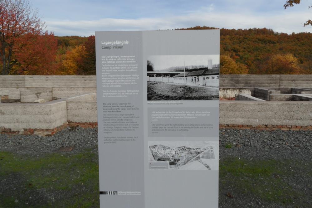 Kamp Gevangenis Concentratiekamp Mittelbau-Dora