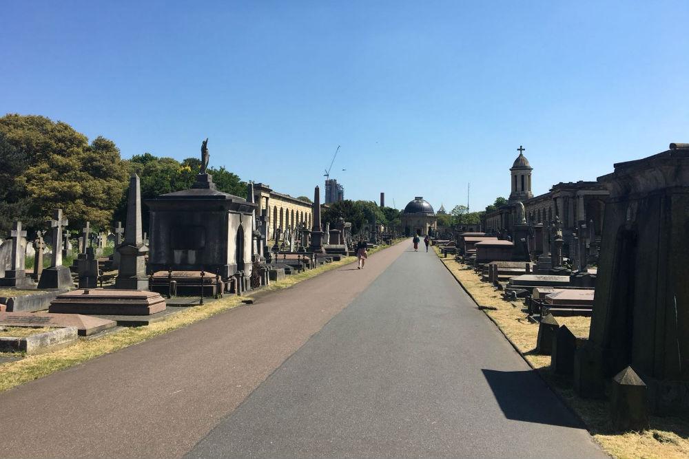 Graven Poolse Veteranen Brompton Cemetery