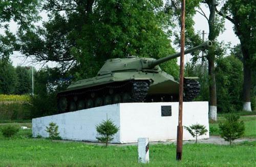 Bevrijdingingsmonument (IS-3 Tank) Krasnoznamensk