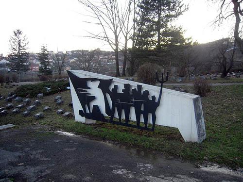 Partizanen Erebegraafplaats Banja Luka