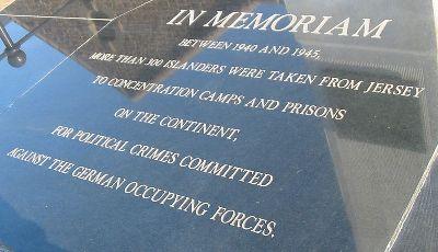 Deportatie Monument Jersey