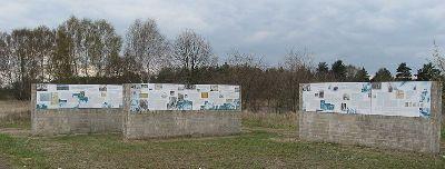 Memorial Sattellite Camp Klinkerwerk