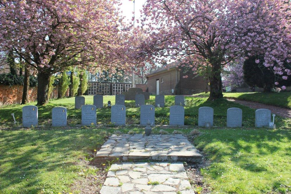 Belgian War Graves Drogenbos