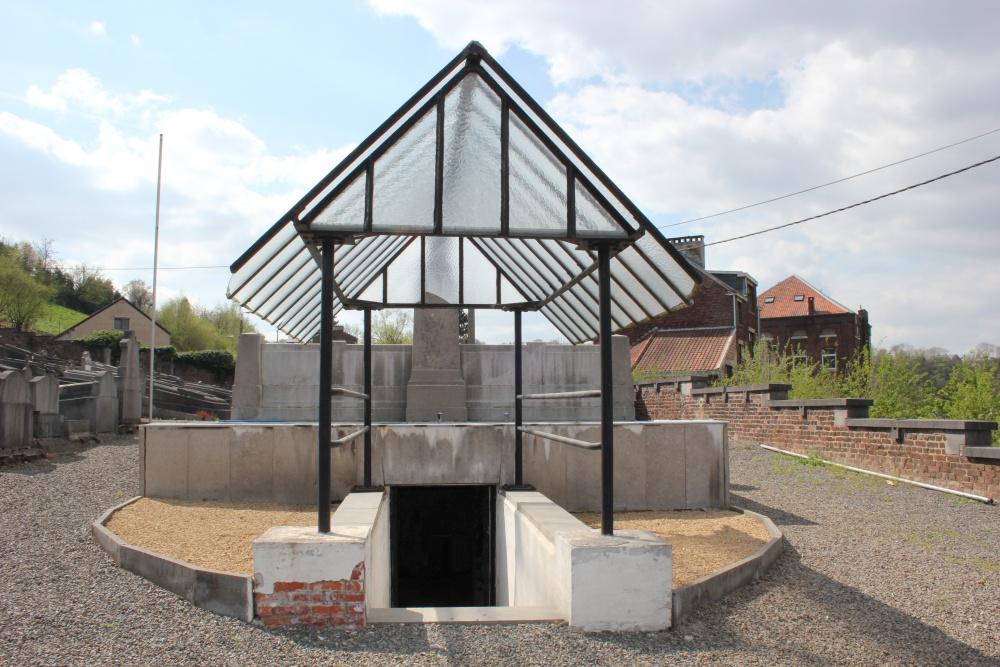 Crypte Begraafplaats Pepinster
