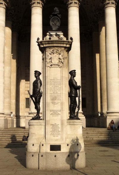 War Memorial City and County of London