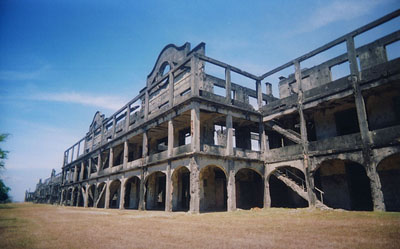 Mile-Long Barracks