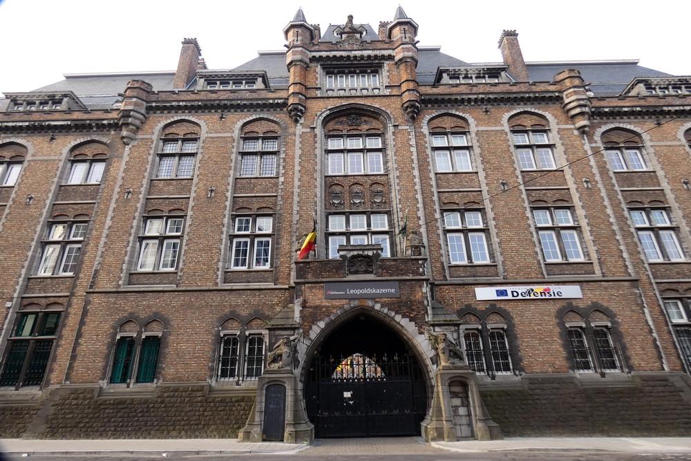 Leopold barracks Gent