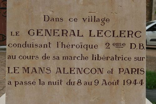Memorial General Leclerc