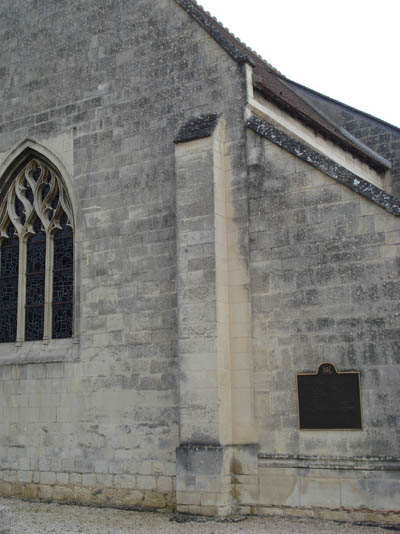 Canadese Plaquette St George Kapel