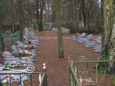 Soviet War Graves Sestroretsk
