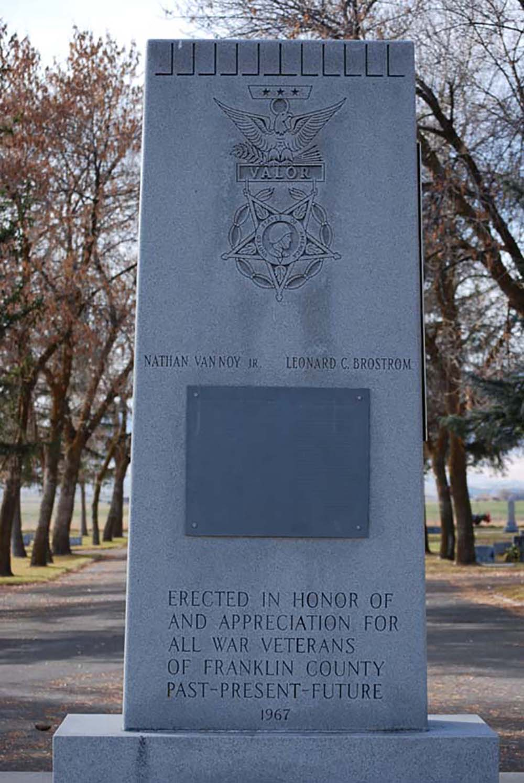 Memorial American Veterans