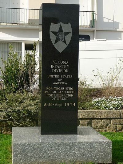 Memorial 2nd U.S. Division
