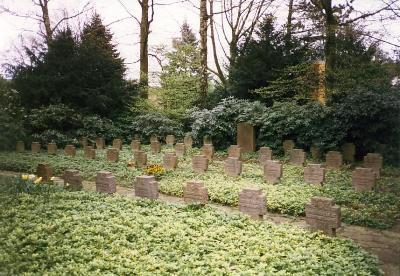 German War Graves Nordhorn