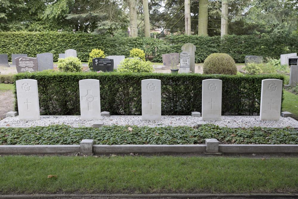Oorlogsgraven van het Gemenebest Hengelo