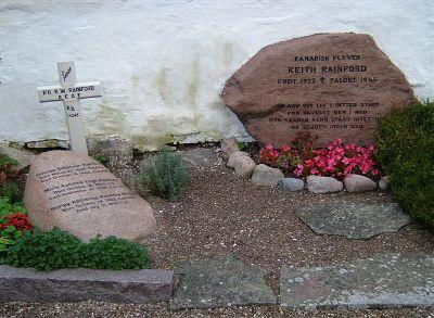 Commonwealth War Grave Karlslunde