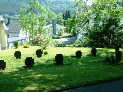 Duitse Oorlogsgraven Bad Berleburg