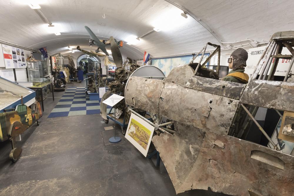 CRASH Luchtoorlog- en Verzetsmuseum '40-'45