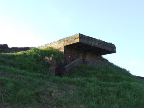 Observation Post Audenshaw Reservoir