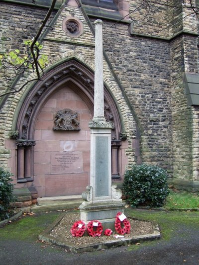 War Memorial Wavertree