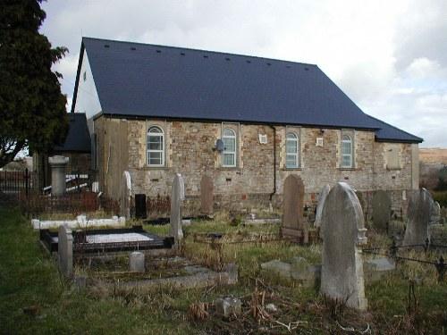 Commonwealth War Graves Varteg Wesley Methodist Chapelyard