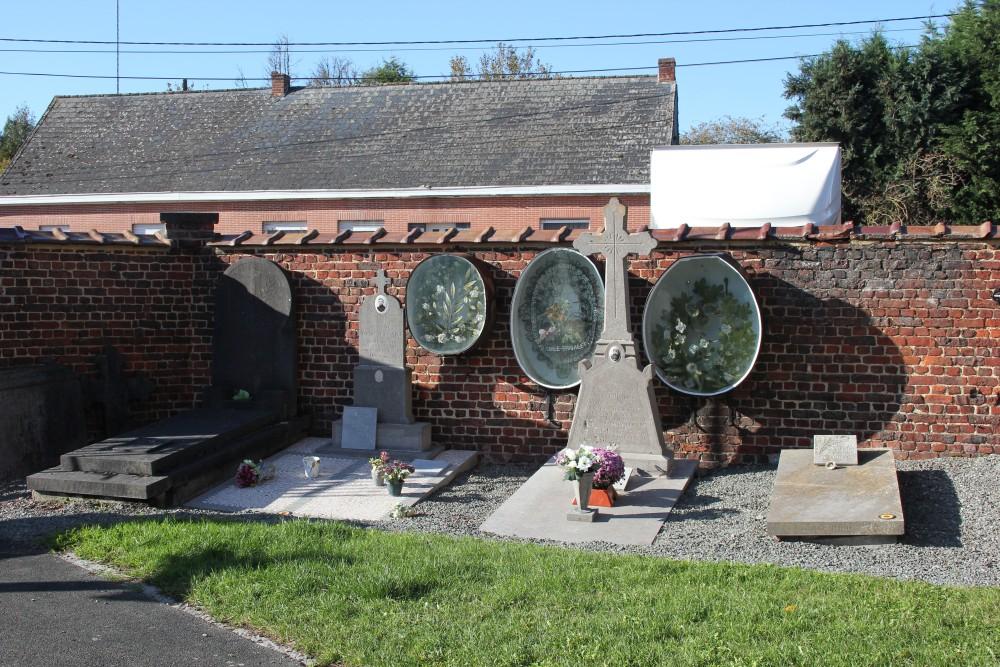 Belgian War Graves Buissenal