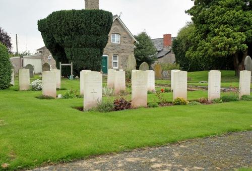 Duitse Oorlogsgraven Hay-on-Wye
