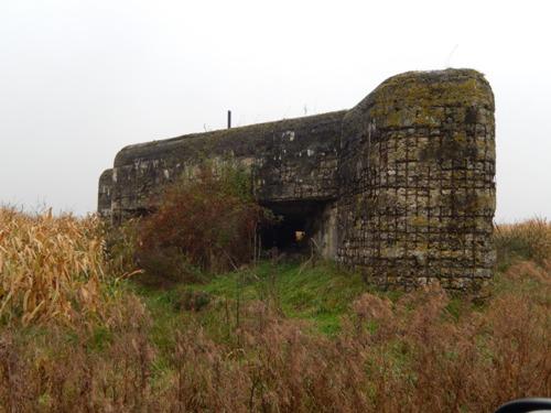 Maginot Line - Casemate Ochtezeele