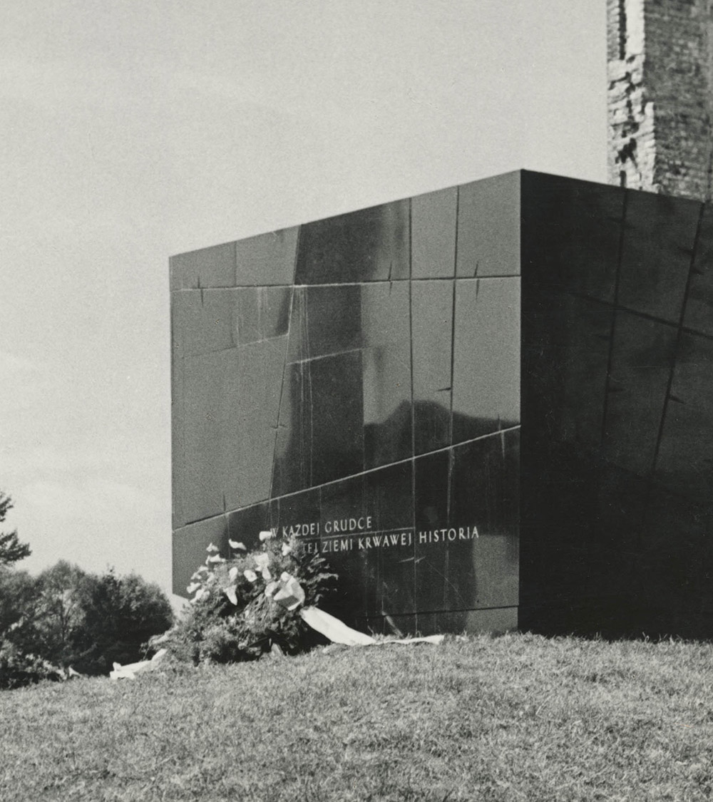 Mausoleum Slachtoffers Gevangenis Radogoszcz
