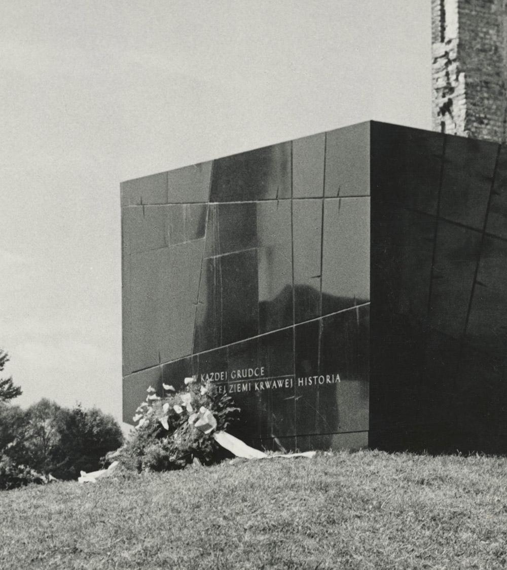 Mausoleum Victims Radogoszcz Prison