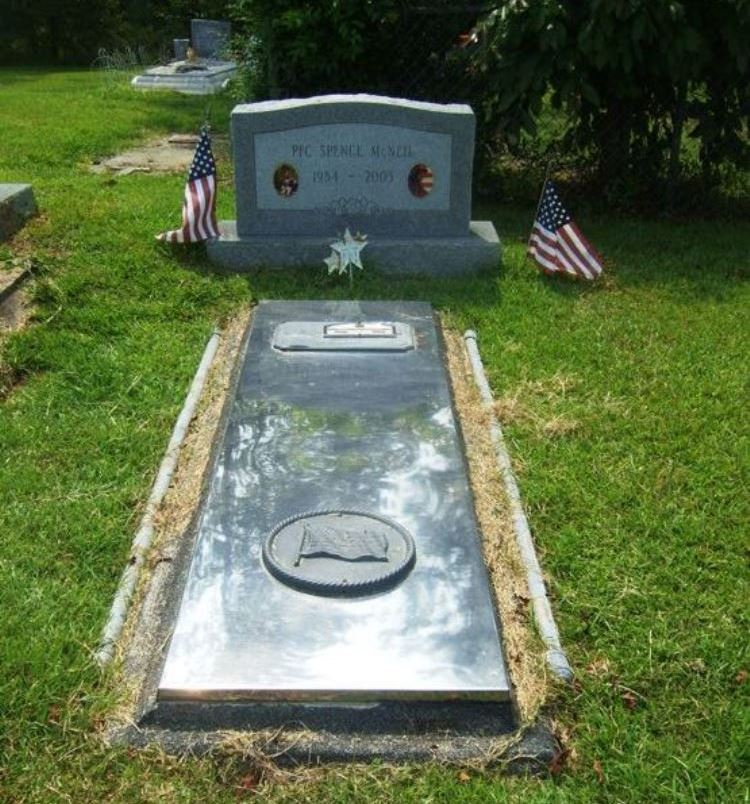 Amerikaans Oorlogsgraf Spears United Methodist Church Cemetery