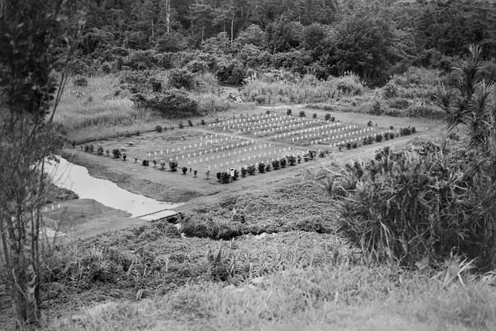 Kokoda Trail - Kokoda Former War Cemetery