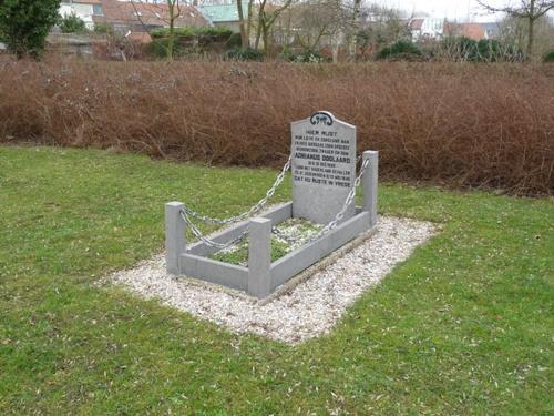 Dutch War Grave Zuid-Beijerland