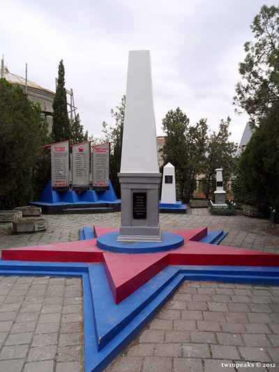 Soviet War Graves Koktebel