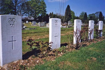 Commonwealth War Graves Maidenhead Cemetery