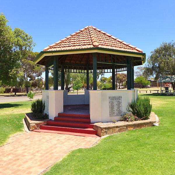 Bandstand Pingelly
