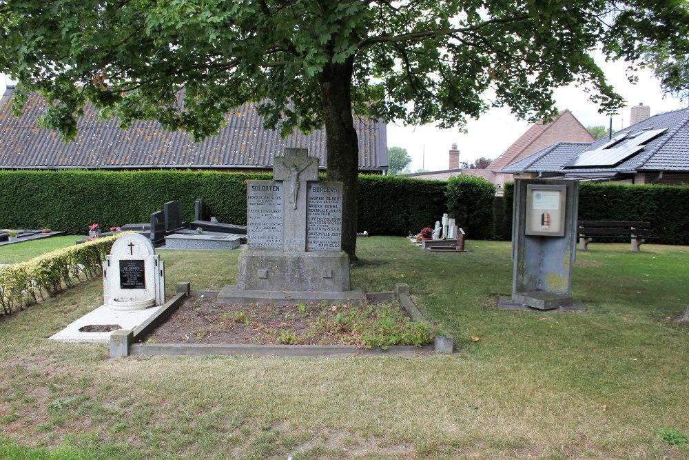 War Memorial Cemetery Kanegem