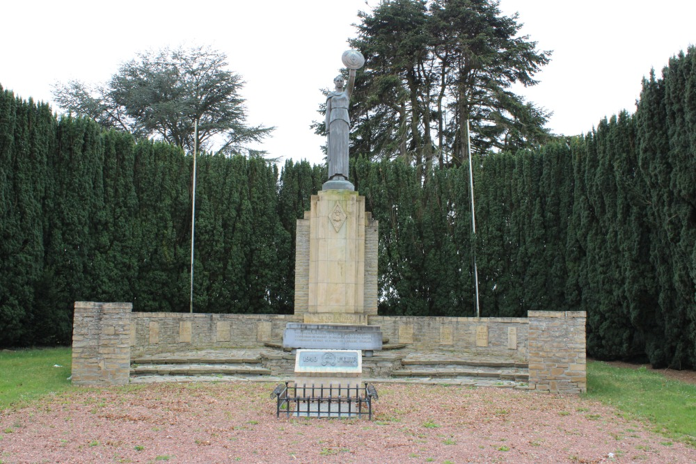 Memorial French Cavalry Corps Jandrain