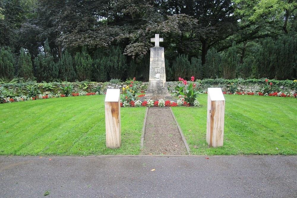 Oorlogsmonument Gemeentelijke Begraafplaats