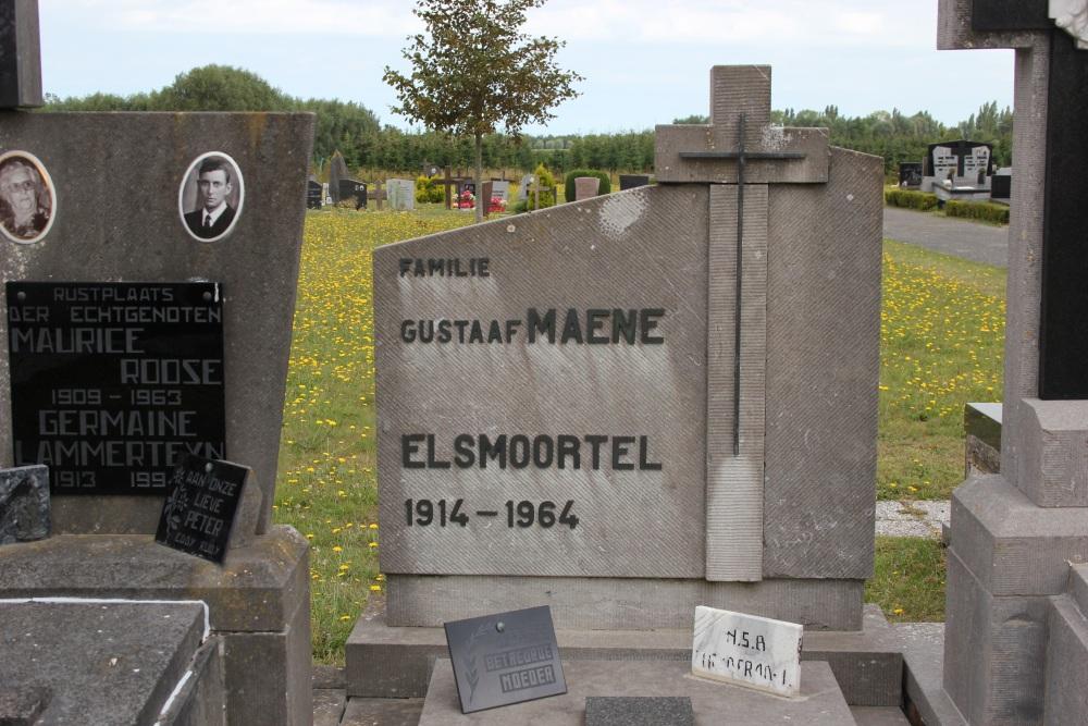 Veteran War Graves Roksem