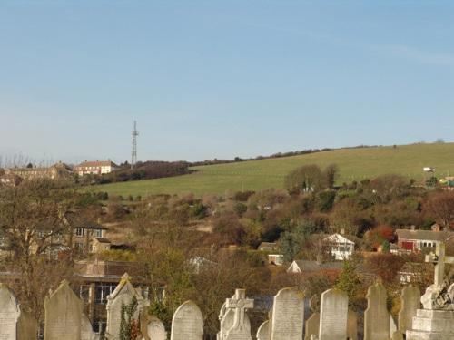 Oorlogsgraven van het Gemenebest St Mary New Cemetery
