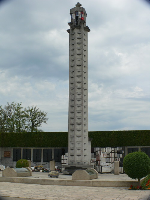 Memorial Massacre of Oradour-sur-Glane