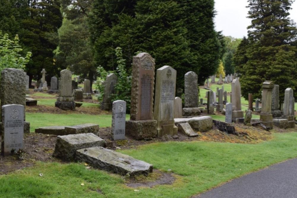 Commonwealth War Graves Cathcart Cemetery