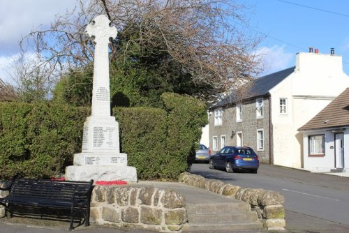 War Memorial Fenwick