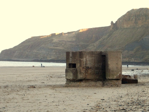 Pillbox Cayton Bay