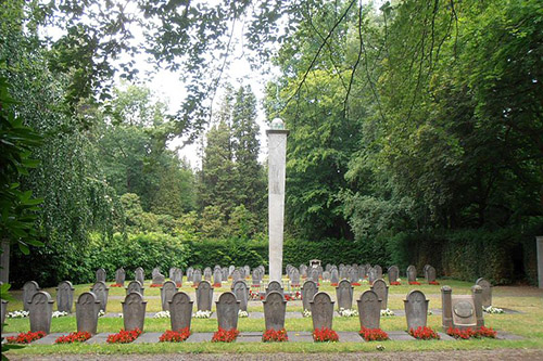 German War Graves Jüdischer Friedhof Ohlsdorf Hamburg