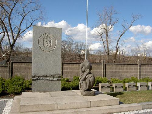 Bulgarian War Graves Praha