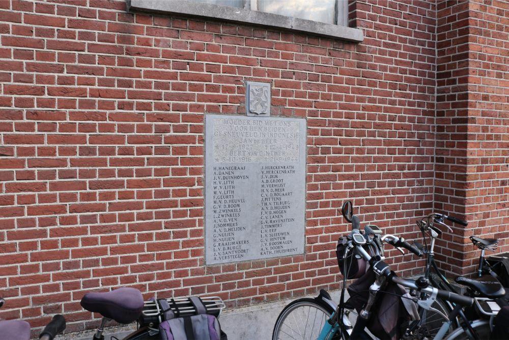 Monument Nederlands-Indië Nistelrode