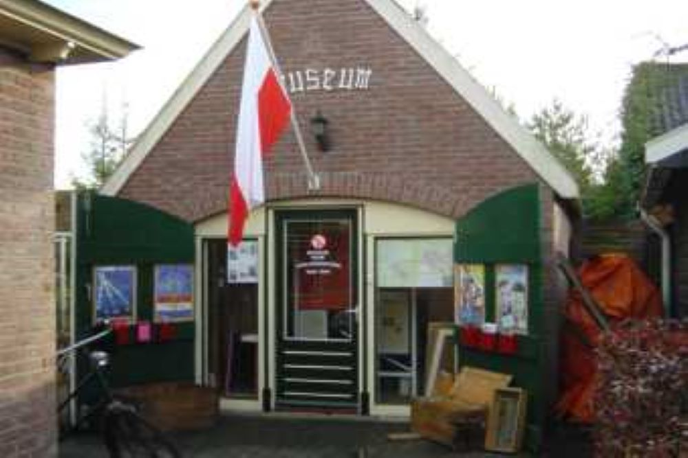 Museum Oorlogshistorie 1940 - 1945